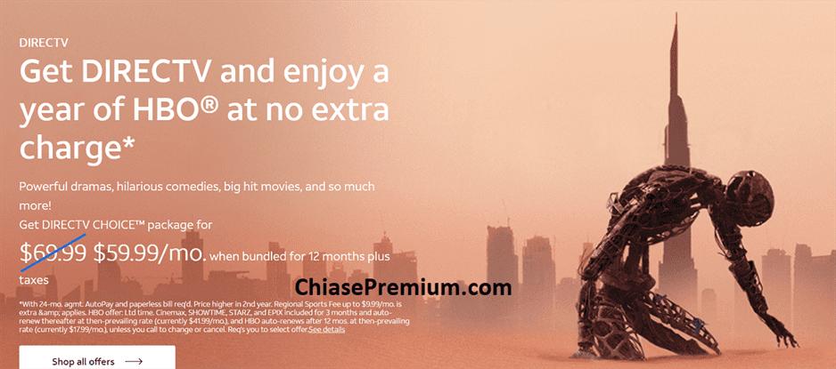 tai khoan directv - Bạn đang dùng dịch vụ giải trí online nào ? Chia sẻ một số tài khoản giải trí trực tuyến Premium 2020