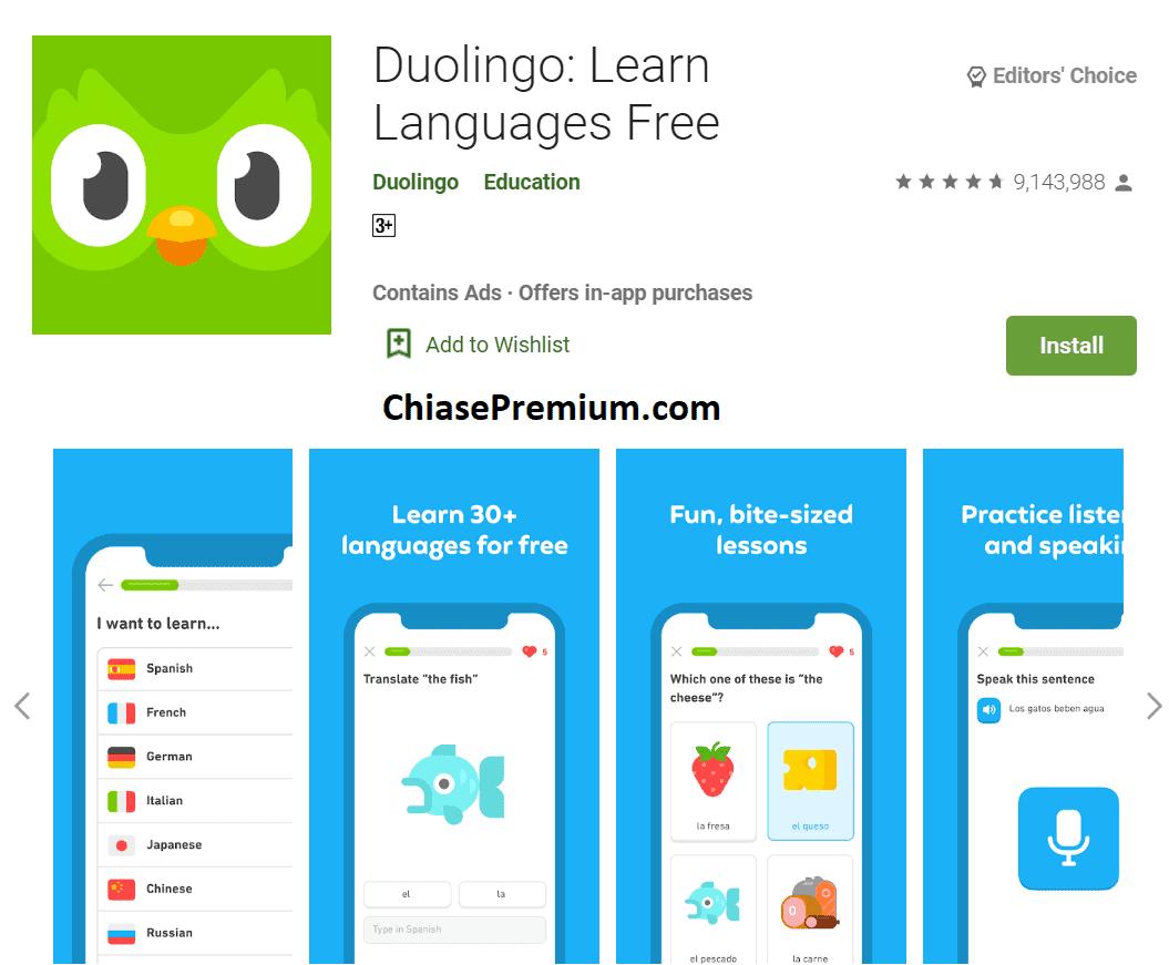 Duolingo hiện có trên 200 triệu người dùng đã đăng ký và sử dụng