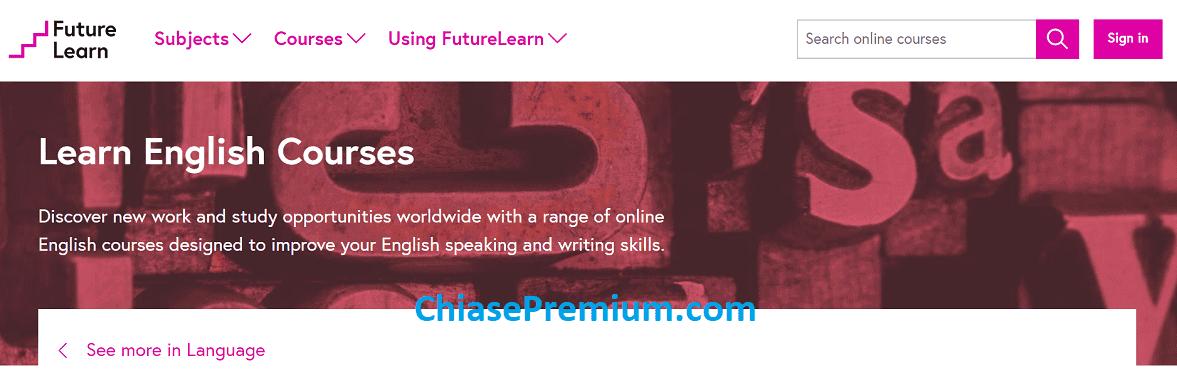 FutureLearn khuyến khích sự tương tác giữa các học viên học tiếng Anh.