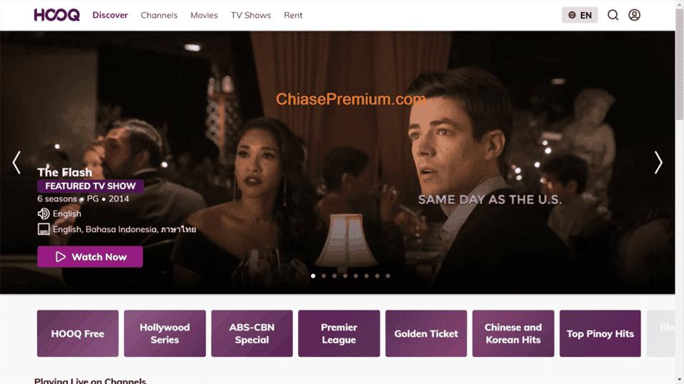 Hooq.tv la gi Danh gia Chia se Tai khoan Hooq.tv  - Đánh giá nhanh và chia sẻ tài khoản Hooq.tv 2020 – Trải nghiệm gần tương đương HBO, Netlix