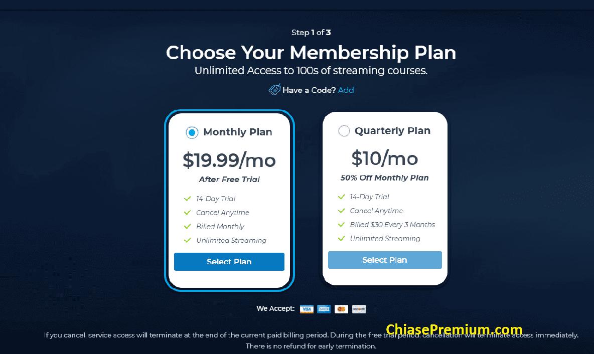 Muc phi truy cap tai khoan Memembership The Greate Courses Plus - Đánh giá tài khoản The Great Courses Plus 2020 - xứng đáng để lựa chọn