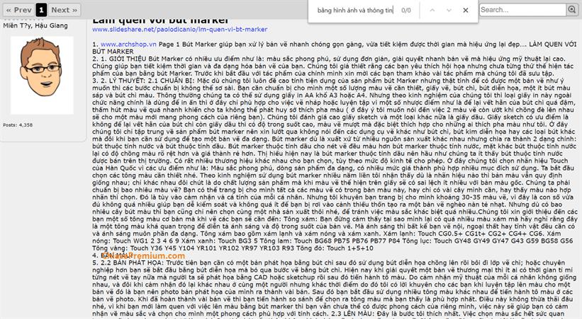 """Kết quả kiểm tra ở Plagiarisma.net có thể """"chính xác"""" theo một cách nào đó hơi khó hiểu."""