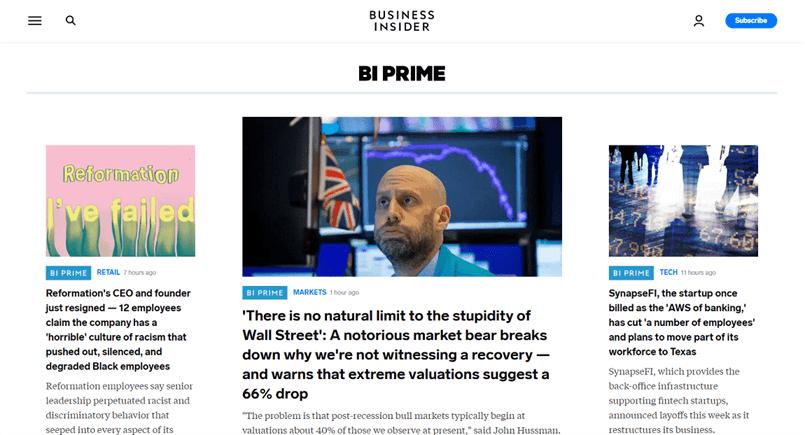 4 BI prime - Chia sẻ trải nghiệm đọc 3 tạp chí kinh tế hàng đầu thế giới
