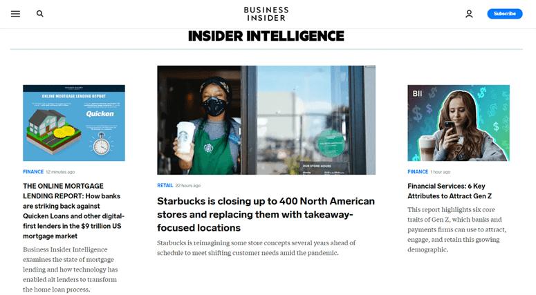 6 BI Intelligence - Chia sẻ trải nghiệm đọc 3 tạp chí kinh tế hàng đầu thế giới