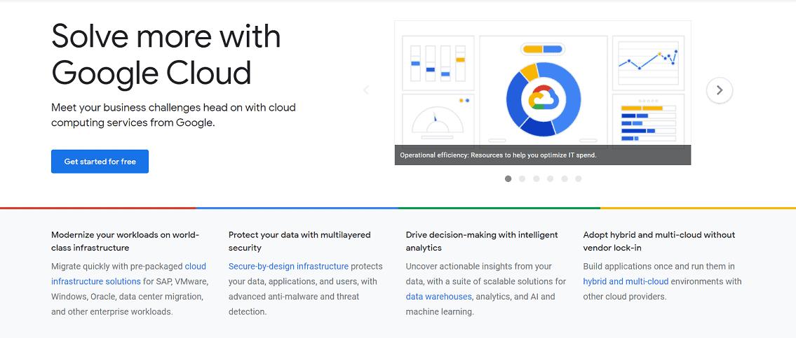 Ứng dụng chụp hình màn hình laptop Gyazo sử dụng hạ tầng của Google Cloud.