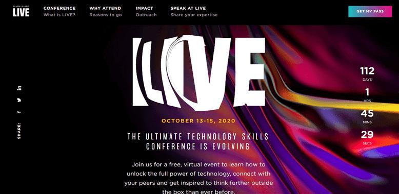 Hội nghị là hình thức học giúp bạn cập nhật nhanh nhất các xu thế công nghệ đang diễn ra.
